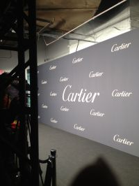 cartier step and repeat