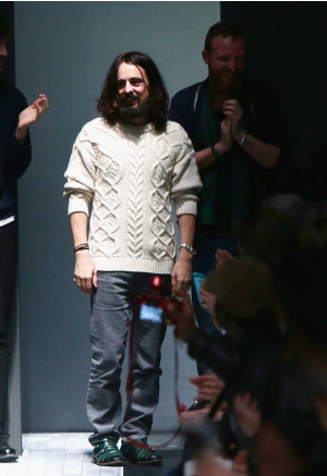 Alessandro Michele Gucci's new hire 2015